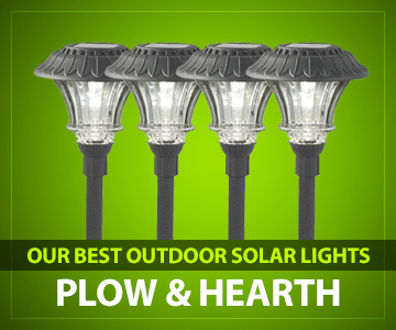 Best outdoor solar lights june 2018 best value top picks recently reviewed workwithnaturefo